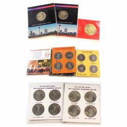 1974-1979 Alberta & Manitoba Commemorative Medallions: 1974 Calgary convention Centre Official Openi