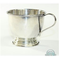 Lipman Bros. Toronto - Sterling Silver Cup.  Excellent condition with one small pin dent by the hand
