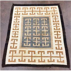 Navajo Textile - Circa 1930s