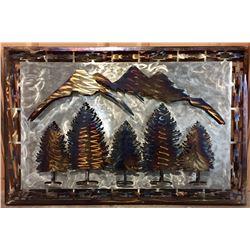 Unique Metal Art