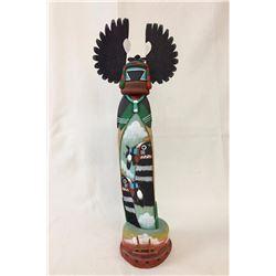 Crow Mother Hopi Kachina