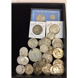 Group of Silver U.S. Coins