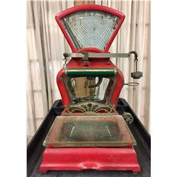 Antique Detroit Scale