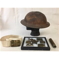 Group of WW1 Memorabilia