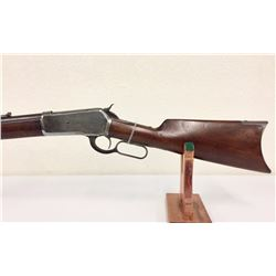 Model 1886 Winchester Rifle