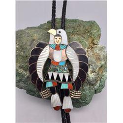 Zuni Inlay Bolo - Beyuka