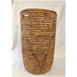 Large Jicarilla Apache Basket