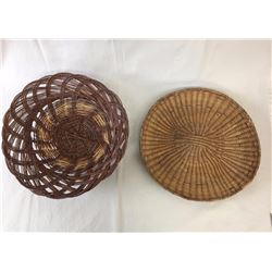 Two Baskets - Hopi and Pueblo