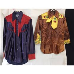 Pair of Vintage Shirts