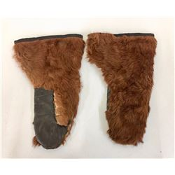 Bear Hide Gauntlets