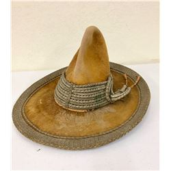Antique Mexican Sombrero!!!