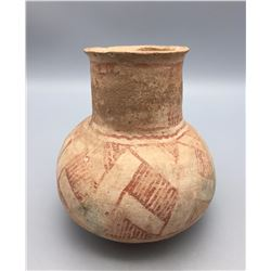 Painted Hohokam Pottery Vessel