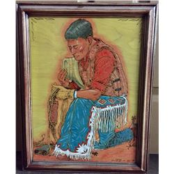 Unique Original Art - Begay