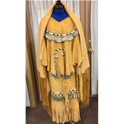 Apache Jingle Dress and Accessories