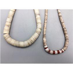 Pair of Vintage Pueblo Style Necklaces