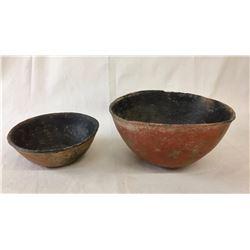 Two Prehistoric Pots