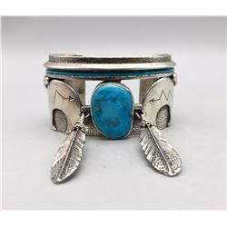 Les Baker Shop, Turquoise Bracelet