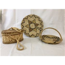 Group of Misc. Baskets