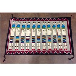 Navajo Yei Textile