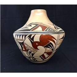 Hopi Handmade Pot - Polaahla