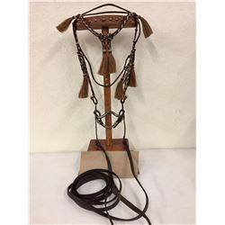 Horse Hair Bridle with Bit