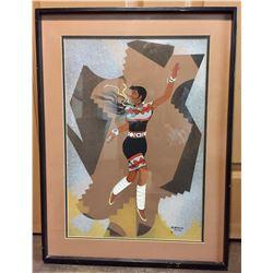 Original Art - Eugene Holgate