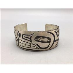 NW Coast Sterling Silver Bracelet