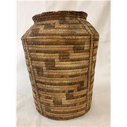 Antique Pima Olla Basket