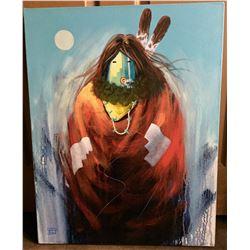 Original Oil Painting - David John