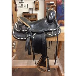 Fancy Kids Pony Saddle