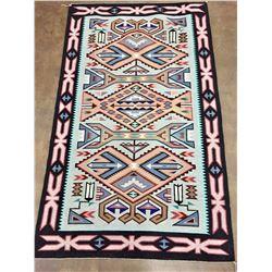 Busy, Teec Nos Pos - Navajo Textile