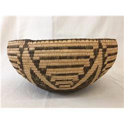 Large Pima Basket - Sunflower