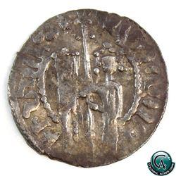 Armenia 1226-1270 Hetoum I Silver Tram in VF+