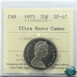 50-cent 1975 ICCS Certified SP-67 Ultra Heavy Cameo