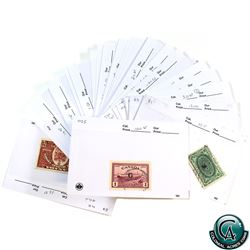 Estate Lot: Canada Special Issue Stamp Collection. You will receive 36 stamps dating from 1898 to 19