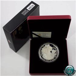 RCM Issue: 2017 Canada $100 Diamond Jubilee Confederation of Canada 10oz Fine Silver Coin. (TAX Exem