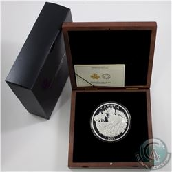 2015 Canada $125 Canadian Horse Fine Silver Half-Kilo Coin (Tax Exempt)