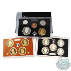 2011-S United States Mint Silver Proof Set.