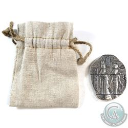 Monarch 2oz Fine Silver - Egyptian Relic Goddess Bar - Hathor, Isis, Mut, and Ma'at (Tax Exempt)