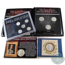 Estate Lot of United States Commemorative Coins and Sets. You will receive, 1954 San Francisco Mint