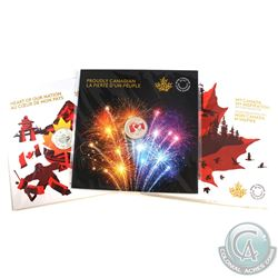 3x 2017 Canada 150 Fine Silver Coins and Gift Set. You will receive the 5-coin My Canada, My Inspira