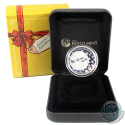 2014 Australia 50-cent Seasons Greeting Fine Silver Coin (Tax Exempt)