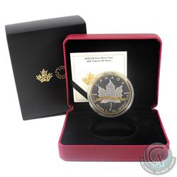 2018 Canada $10 SML Tribute to 30 Years 2oz. Gold Plated Fine Silver Coin (Tax Exempt)