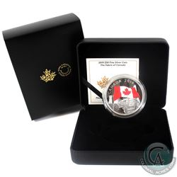 2019 Canada $30 The Fabric of Canada Fine Silver Coin (Tax Exempt)