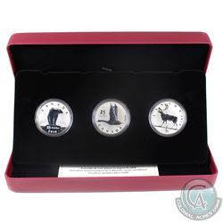 2018 RCM Forgotten Lore: The Coins that Never Were Fine Silver 3-coin Set in collector Case (Tax Exe