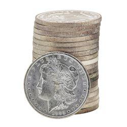 Roll of (20) 1885-O $1 Brilliant Uncirculated Morgan Silver Dollar Coins