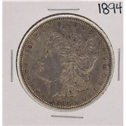1894 $1 Morgan Silver Dollar Coin
