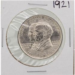 1921 Alabama Commemorative Half Dollar Coin