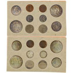 1958 P/D U.S. Double Mint Set