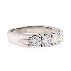 14KT White Gold 1.60 ctw Diamond Ring